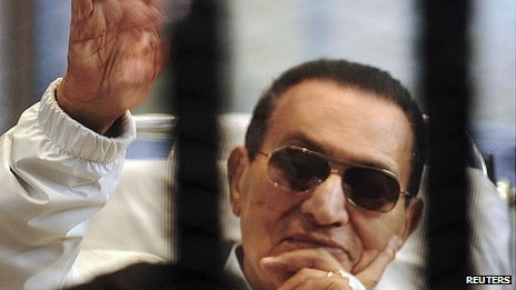 Egypt's Hosni Mubarak faces house arrest when released
